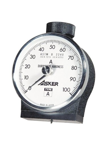 Asker X-A Durometer / Hardness Tester, Type Shore A for Normal Rubber