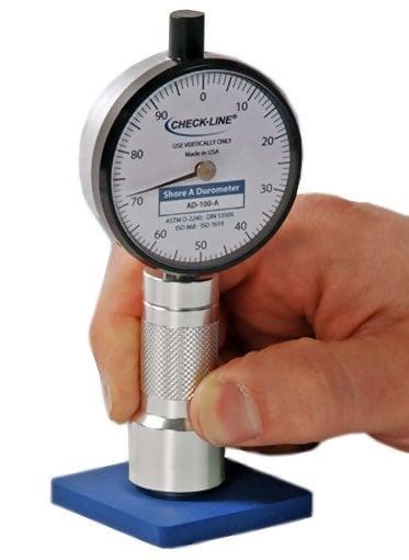 Checkline AD-100 Shore Durometer Tester