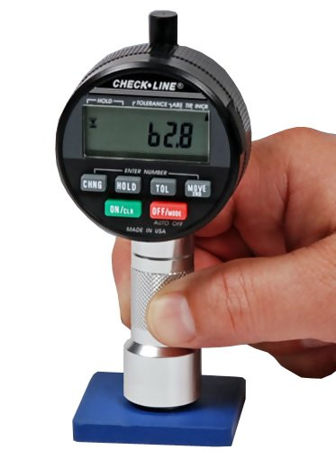 Checkline DD-100 Digital Shore Durometer Tester