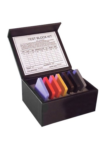 Durometer Test Block Kits