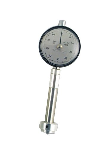 Rex RX-1600-ASK-C Asker C Analog Durometer for Rubber Material / Shoe Soles