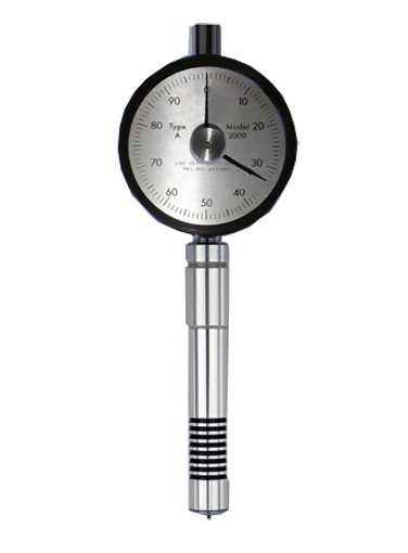 Rex RX-2000-A Type A Max-Hand Shore Durometer