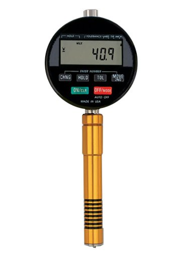 Rex RX-DD Precision Digital Shore Durometer With Memory Data Output