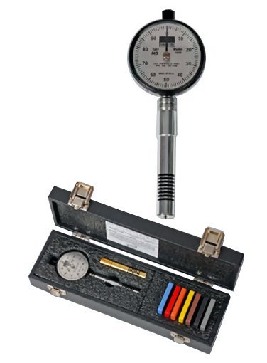 Rex RX-MS-A-D-KIT Type A and D Durometer Kit