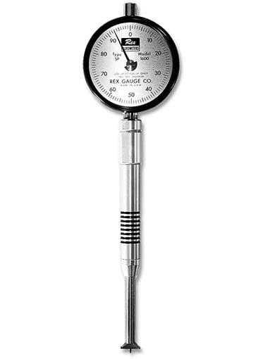 Rex RX-SP Slim Probe Durometer