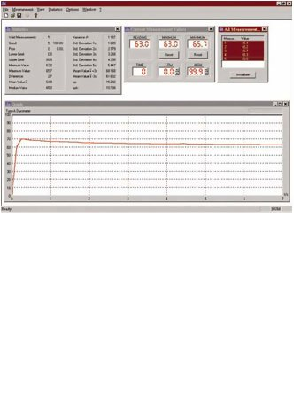 SWC-1 RX Lab Durometer Software